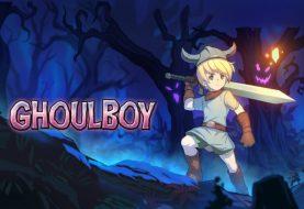 Ghoulboy: il platform d'azione in 16 bit arriverà il 14 febbraio su Nintendo Switch!