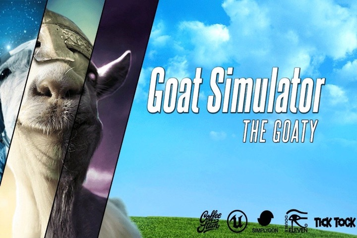 Goat Simulator: The GOATY. disponibile l'edizione fisica su Switch!