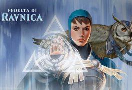 "Magic the Gathering: Rivali di Ravnica - Analisi mazzo Planeswalker ""Dovin"""