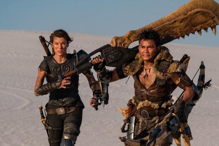 Il film di Monster Hunter uscirà nel 2020