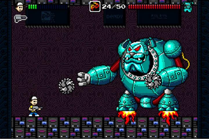 Pixel Devil and the Broken Cartridge: il platform game arriverà il 27 febbraio su Nintendo Switch!