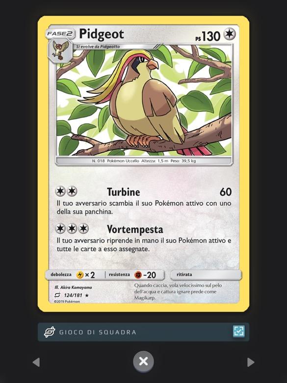 Pokémon Gioco di squadra