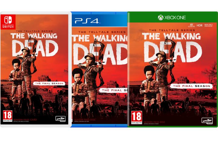 Il quarto capitolo e l'edizione fisica di The Walking Dead: The Final Season arriveranno il 26 marzo!
