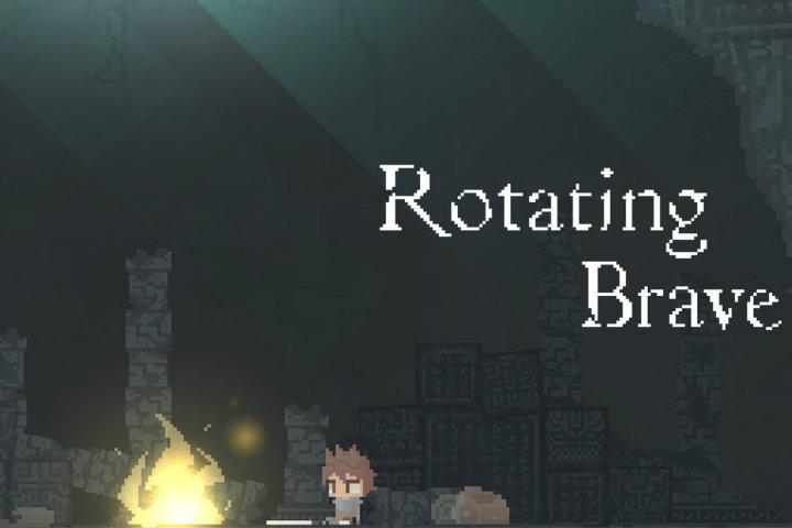 Rotating Brave: il gioco d'azione ruoterà il 21 febbraio su Nintendo Switch!