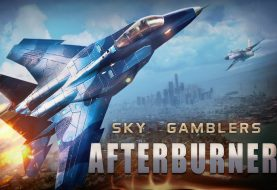 Sky Gamblers - Afterburner volerà il 7 febbraio su Nintendo Switch!