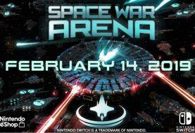 Space War Arena ha aggiunto il multiplayer online 1v1!