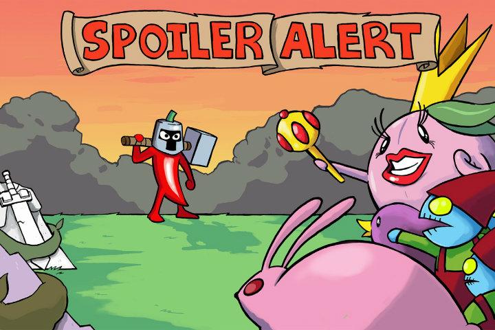 Spoiler Alert: il platform al contrario è arrivato su Nintendo Switch!
