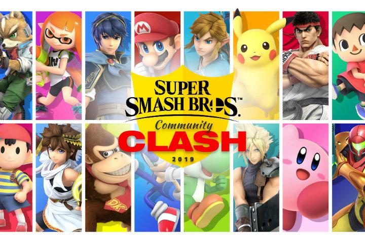 Arriva il Super Smash Bros. Ultimate Community Clash: ecco di cosa si tratta!