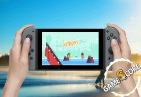 Surfingers su Nintendo Switch: i nostri primi minuti di gioco!