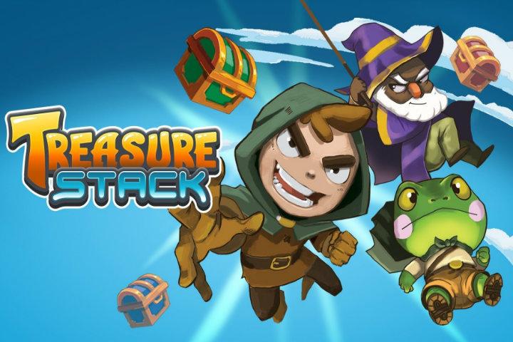 Treasure Stack: il puzzle game arriverà il 1 marzo su Nintendo Switch!