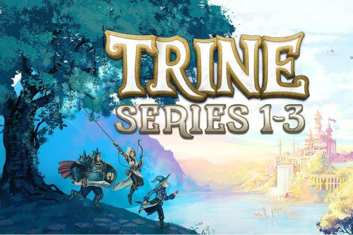 Trine Series 1-3: annunciato l'arrivo dell'edizione fisica per Nintendo Switch!