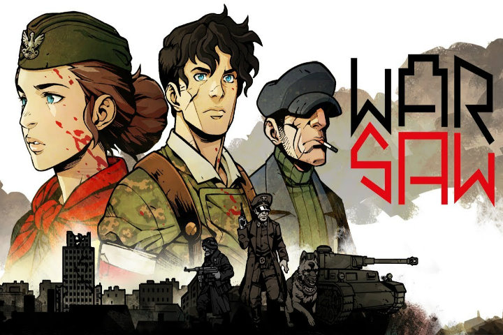 WARSAW: il GdR strategico annunciato per Steam, Nintendo Switch e PS4!