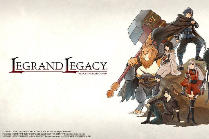 Legrand Legacy: Tale of the Fatebounds – Recensione