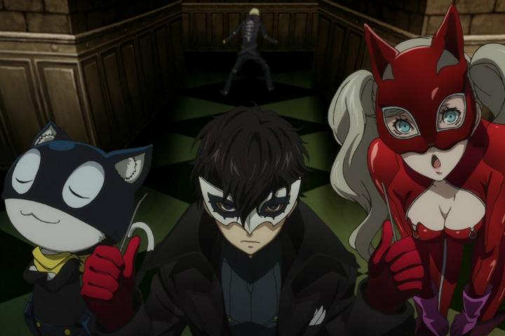 Lo speciale di Persona 5 The Animation andrà in onda il 23 Marzo