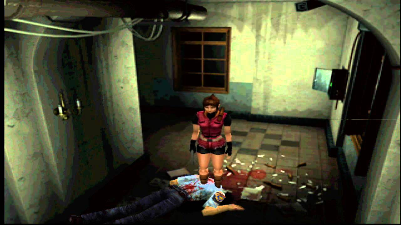re2 claire story