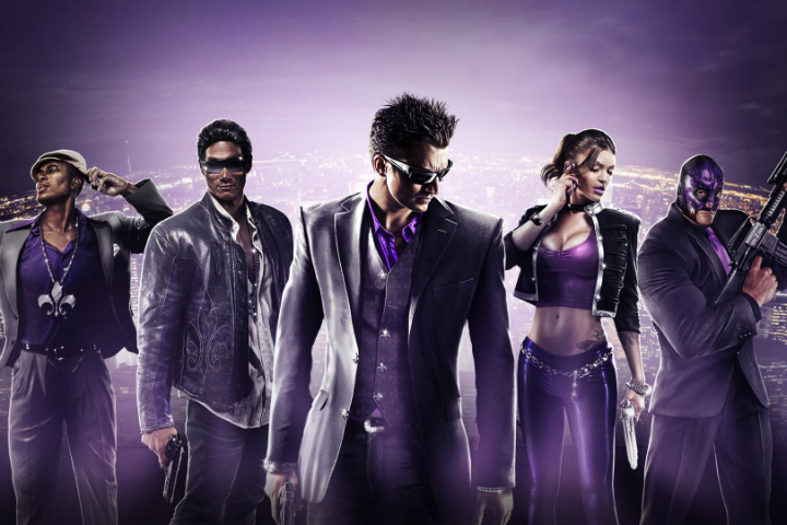 Saints Row The Third – The Full Package ha una data di uscita