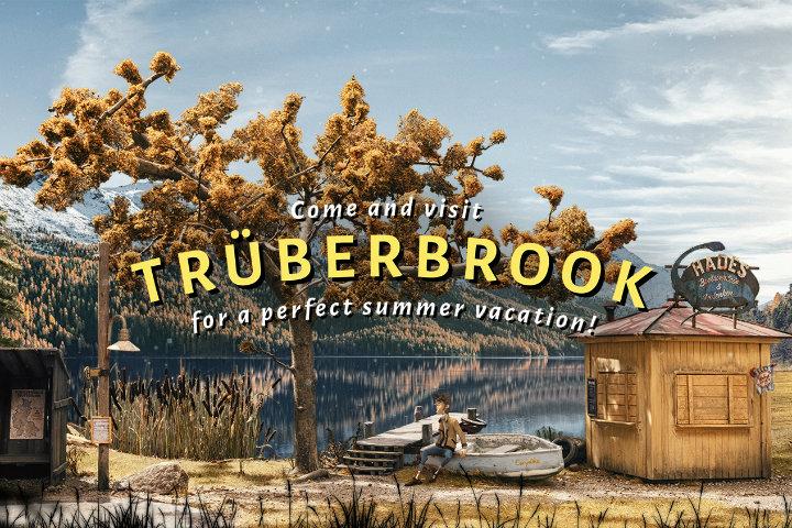 Trüberbrook: il gioco d'avventura arriverà tra marzo e aprile su PC e console!