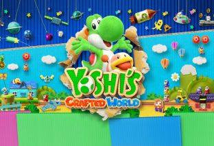 Yoshi's Crafted World - Giochiamo alla demo