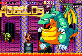 Aggelos: I nostri primi minuti di gioco su Nintendo Switch