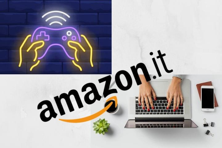 Amazon.it: è ora possibile acquistare software e videogiochi in formato digitale!