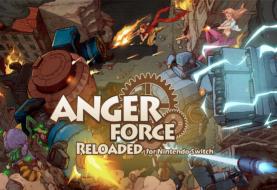 AngerForce: Reloaded su Nintendo Switch, i nostri primi minuti di gioco!
