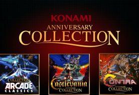 Disponibili nuovi contenuti gratuiti per le tre Anniversary Collection di Konami!