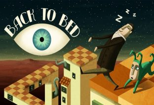 Back to Bed: il puzzle game arriverà l'11 aprile su Nintendo Switch!