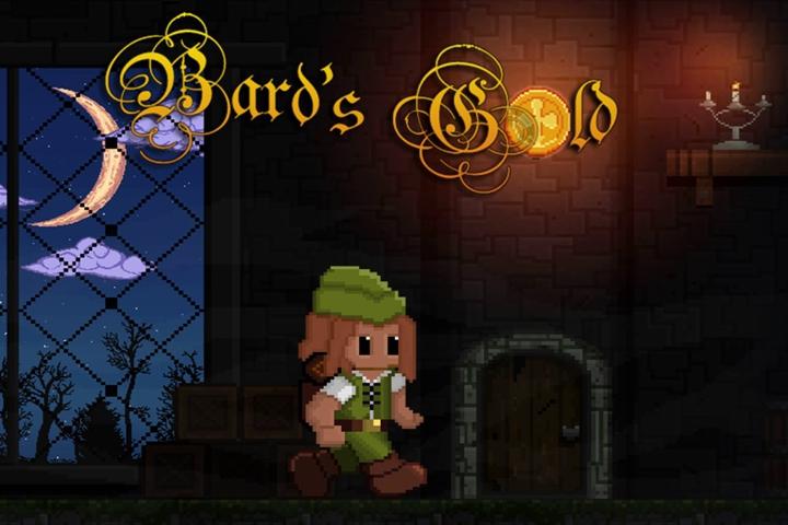 Bard's Gold: il platform arcade arriverà il 5 marzo su Nintendo Switch!