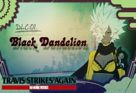 Travis Strikes Again: No More Heroes, è disponibile il DLC Black Dandelion!