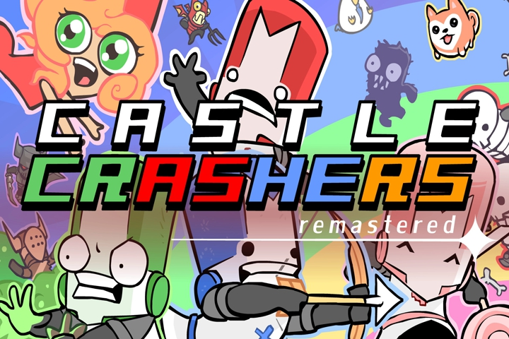 Castle Crashers Remastered – Recensione