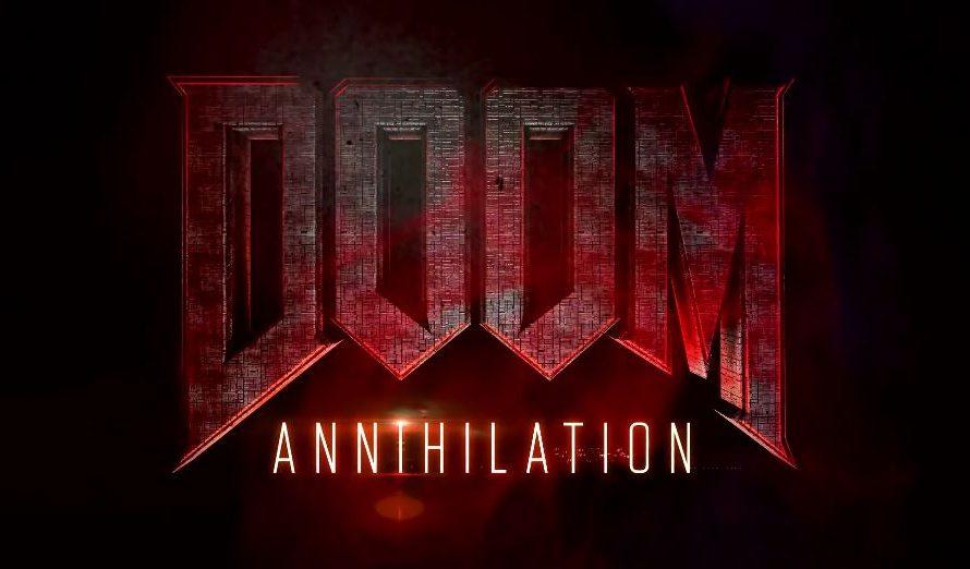 Rilasciato il primo trailer del film DOOM Annihilation