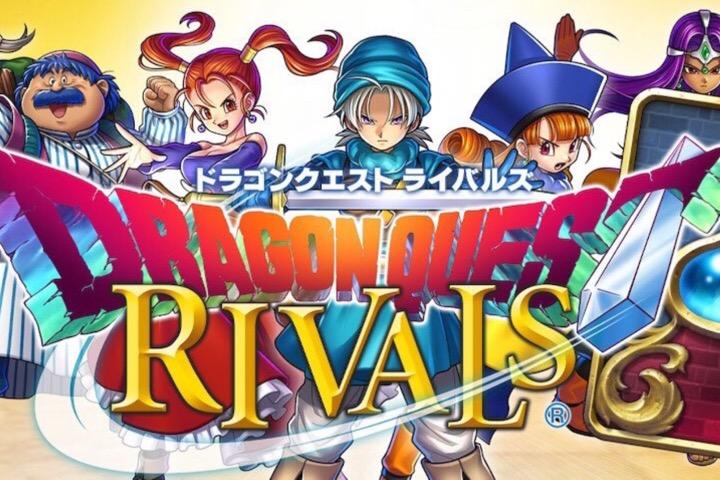 Dragon Quest Rivals è arrivato sulle Nintendo Switch… giapponesi!