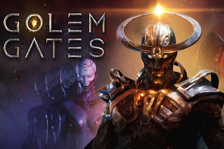 Golem Gates: annunciato per console il mix tra gioco strategico e card game!