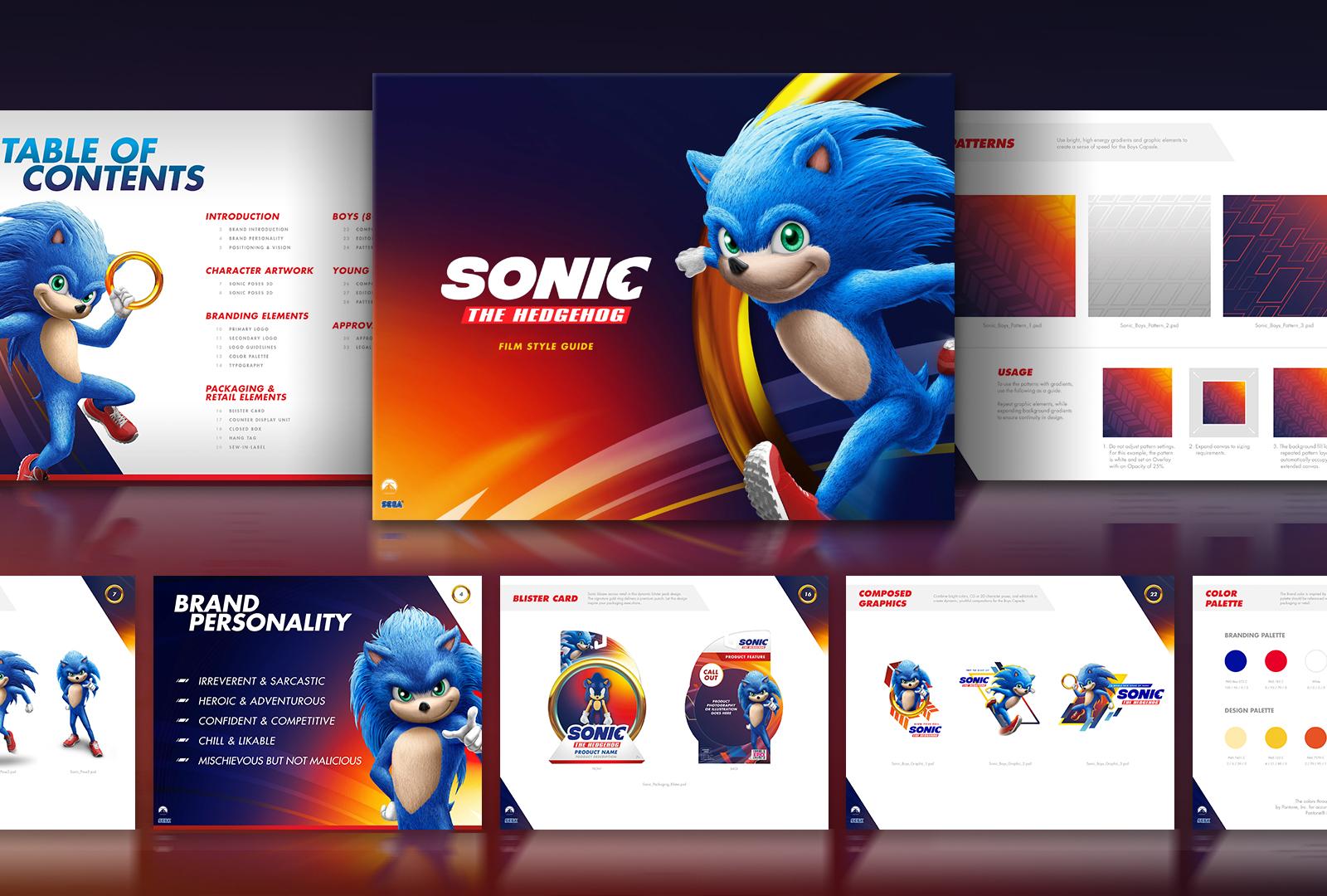 Sonic The Hedgehog Il Film