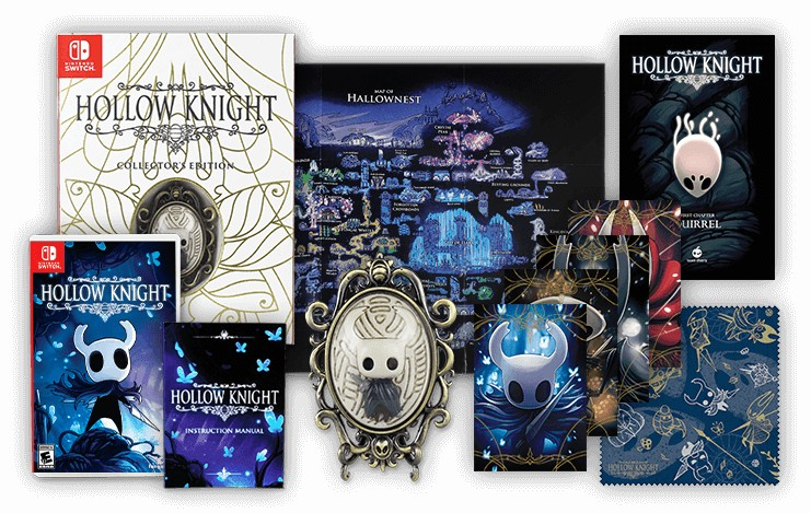 Hollow Knight Collectors Edition