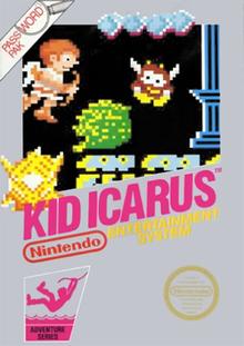 Kid Icarus boxart