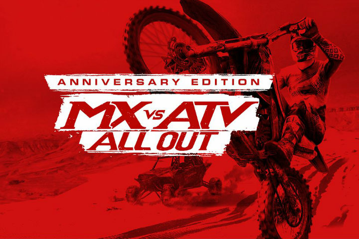 MX vs ATV All Out Anniversary Edition – Recensione