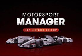 Motorsport Manager: gestisci la tua scuderia dal 14 marzo su Nintendo Switch!