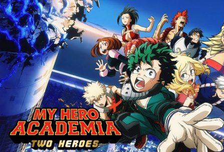 My Hero Academia: Two Heroes - Analisi