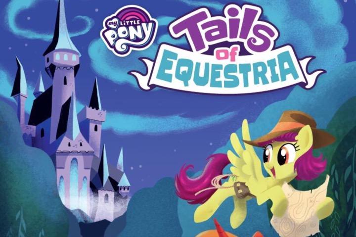 """GDR da tavolo: Need Games rilascerà ad Aprile """"My Little Pony: Tails of Equestria"""""""