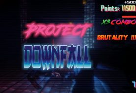 Project Downfall, cyberpunk shooter in prima persona in stile retro, in arrivo su Nintendo Switch e Xbox!