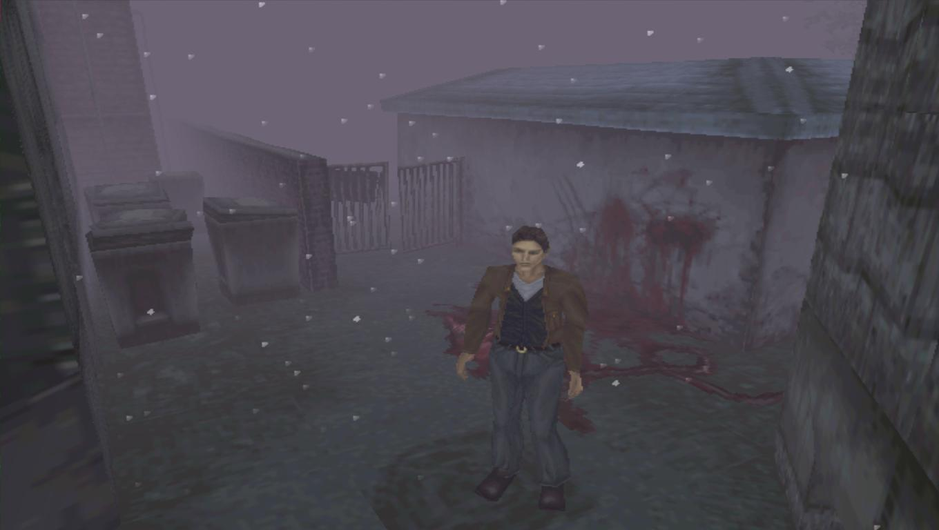 Silent Hill gameplay 1