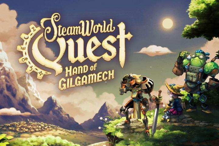 SteamWorld Quest: rilasciato l'update 2.0!