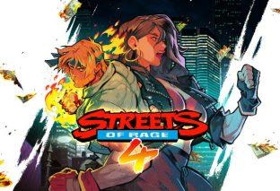 Streets of Rage 4, svelate le piattaforme sulle quali uscirà il picchiaduro arcade!