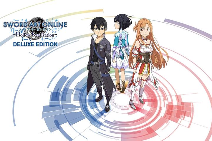 Sword Art Online: Hollow Realization arriverà il 24 maggio su Nintendo Switch!