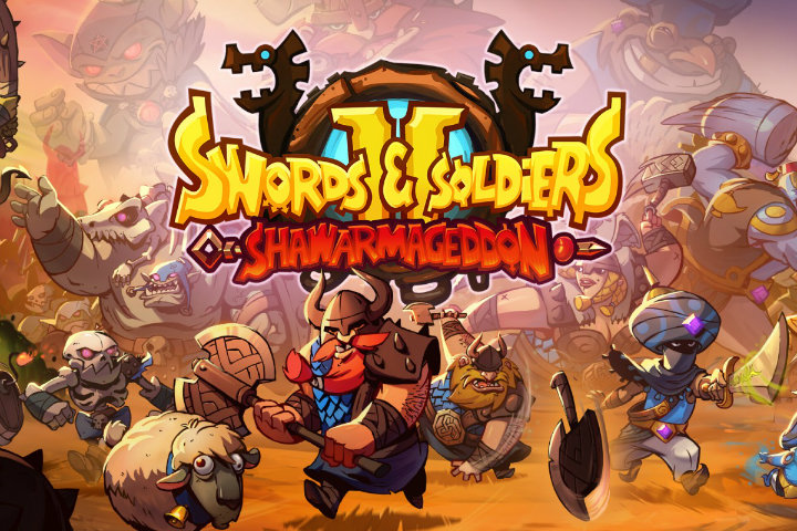 Swords and Soldiers 2: Shawarmageddon – Recensione