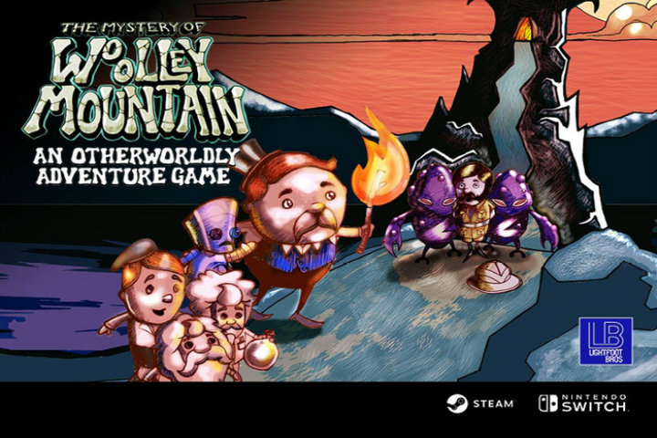 The Mystery Of Wooley Mountain – Recensione