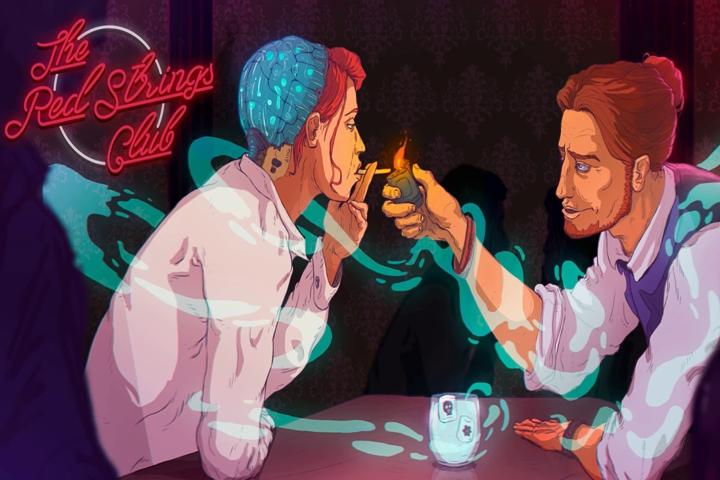 The Red Strings Club: il punta e clicca cyberpunk arriverà il 14 marzo su Nintendo Switch!