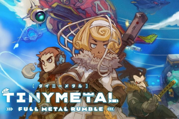 Annunciato Tiny Metal: Full Metal Rumble per Nintendo Switch!