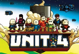 Unit 4: il platform d'azione arriverà il 15 marzo su Nintendo Switch!